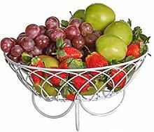 YRYBZ Fruit Bowl,Wall Hanging Fruit