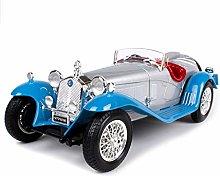 YSDHE Car Model Simulation Toy Car 1/18 Alfa Romeo