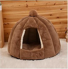 Ysguangs Pet bed Pet Cat Cave Tent House Kennel