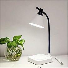 YSHSPED Desk Lamp LED Touch Table Lamp USB Desk