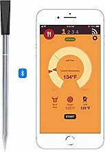 Ysimee Wireless Meat Thermometer,Kitchen Smart