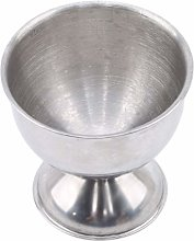 YSINFOD Egg Tray Stainless Steel Egg Cup Egg