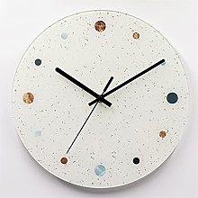 YSMLL Nordic Wall Clock Modern Design Minimalist