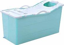 YSNJG Convenient Folding Bathtub, Bathtub Portable