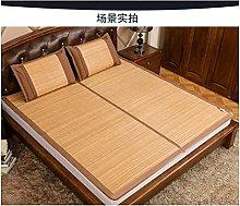YSNUK Summer Sleeping Mat Bamboo Natural Comfort