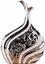 ysp Creative Simplicity Vases Floor Ceramic Hollow