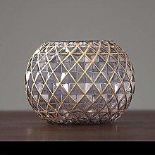 ysp Creative Simplicity Vases Transparent Glass