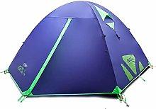 yssjs Tent Waterproof tent Anti-mosquito