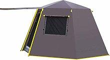 yssjs Tent Waterproof tent Camping Tent, 5-8