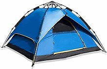yssjs Tent Waterproof tent Outdoor Tent 3-4 Person