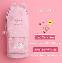 YSTSPYH Pencil case Cute Animal large Capacity