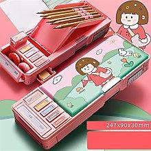 YSTSPYH Pencil case Cute pencil case school