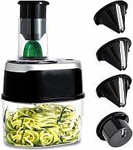 YSYDE 500W Electric Spiralizer Slicer,