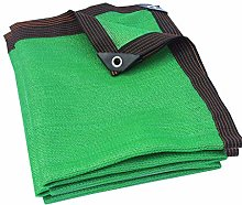 YTQ Sunblock Shade Cloth with Grommets 85% for
