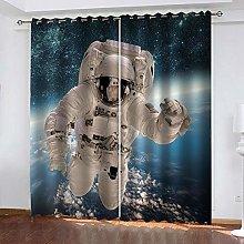 YTSDBB Darkening Curtain for Living Room Star