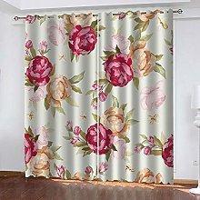 YTSDBB Darkening Curtain for Living Room