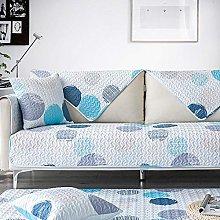 YTSM Sofa Slipcovers 3 Seater,Cotton printed sofa
