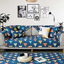 YTSM Sofa Slipcovers 3 Seater,Cotton sofa cover