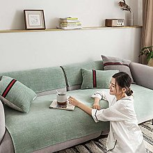 YTSM Sofa Slipcovers 3 Seater,Thick solid color