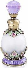 YU FENG 15ml Antique Crystal Glass Perfume Bottle