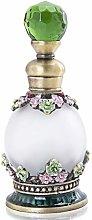 YU FENG 15ml Fancy Retro Round Empty Perfume