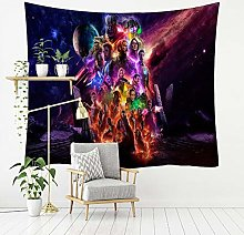 Yu Xin The Spiderman Avengers Tapestry Wall