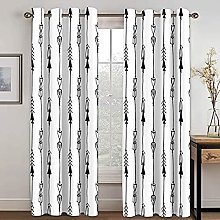 YUANCHENG Curtain Simple Curtain Living Room