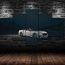 YUANJUN Continental GT Convertible 5 Piece Canvas