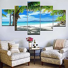 YUANJUN Wall Pictures For Living Room Decor