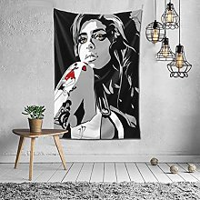 Yuanmeiju Amy Winehouse Band Tapestries,for