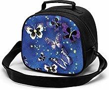 Yuanmeiju Blue Purple Butterflies Children's