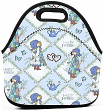 Yuanmeiju Holly Holly Hobbie Blue Portable