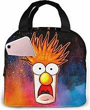 Yuanmeiju Insulated Lunch Bag Beaker The Muppets