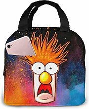 Yuanmeiju Insulated Lunch Bag Beaker The Muppets