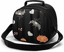 Yuanmeiju Kids Lunch Bag Cute Soft Lunch Box