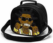 Yuanmeiju Kodak Black Children's Lunch Bag Boy