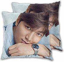 Yuanmeiju Min Ho Lee Pillowcase Throw Pillow