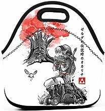 Yuanmeiju Portable Lunch Bag Luxury Ornamental