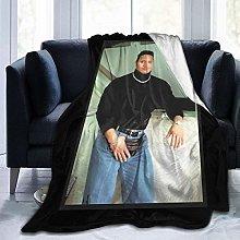Yuanmeiju Soft And Warm Blanket Dwayne Johnson