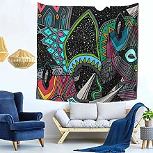 Yuanmeiju Tapestries Fashion Wall Hanging Cozy