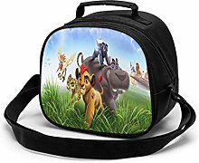 Yuanmeiju The Lion Guard Insulated Lunch Box for
