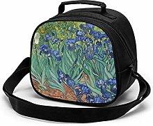 Yuanmeiju Van Gogh Irises Purple Fine Art