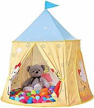 Yuany Kids Teepee Play Tent Children Wigwam Tipi