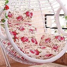 Yuany Rattan Swing Chair Hanging Garden Patio