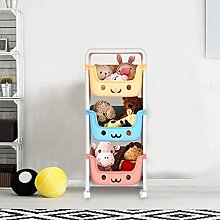 Yuanyan Multi-function Kids Toy Storage Organizer,