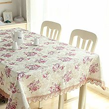YUBIN Round Tablecloth Prime Large Paper