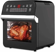 YUEBAOBEI Electric Air Fryer Rotisserie Oven,