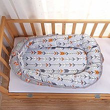YUEHAPPY® Baby Nest 45X80 Cm Baby Cocoon, Cotton