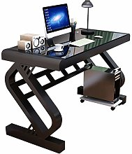 YUESFZ Computer Workstations Computer Desk With