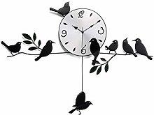 YUEZPKF Accurate wall clock Modern Fashion